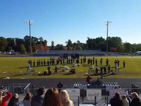 HHMI Stuarts Draft High School Band 2016