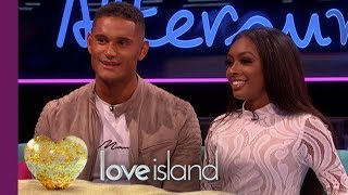 Danny Gets Grilled on His Speedy Re-Couplings | Love Island Aftersun 2019
