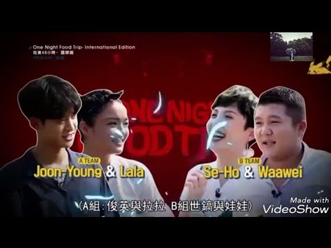 One Night Food Trip Ep 1 Part 1 English Youtube