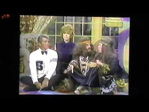 "Paul Lynde - Jill St. John - Kathleen Freeman ""The Dean Martin Show"" The Hippie Skit 1970"
