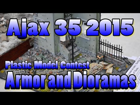 Ajax Scale Model Contest 35