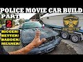 Police Movie Car Build Part 2! Ford Crown Victoria Interceptor