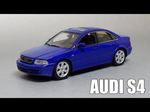 Audi S4   DNA Collectibles   Масштабная модель автомобиля 1:43