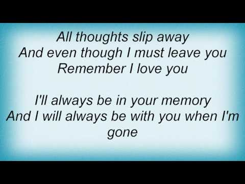 Roy Orbison - Life Fades Away Lyrics