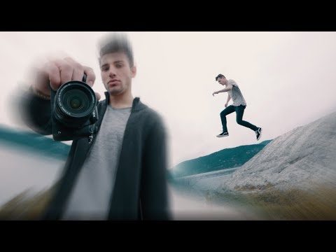 5 in Camera Cinematic Video Transitions | Robert Hill