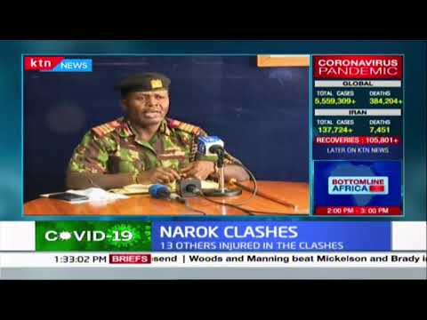 Six people killed and several others injured following clashes in Narok