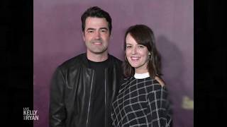 Ryan Accidentally Revealed Ron Livingston's Relationship with Rosemarie Dewitt