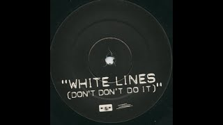 Grandmaster Flash - White Lines (Extended Mix)