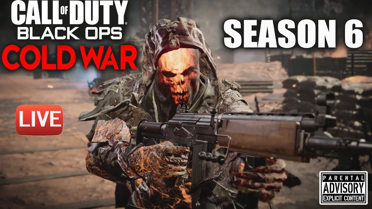 Download SURVIVING the ALGORITHM 😈 COLD WAR and WARZONE | Season 6