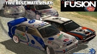 Two Best Mates Play: Rally Fusion