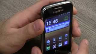 Galaxy Y Duos GT S6102 Unboxing, Specs and Quick Review