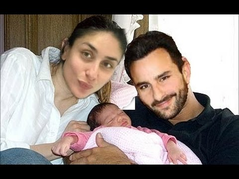 Kareena Kapoor Khan Blessed With Baby Boy!