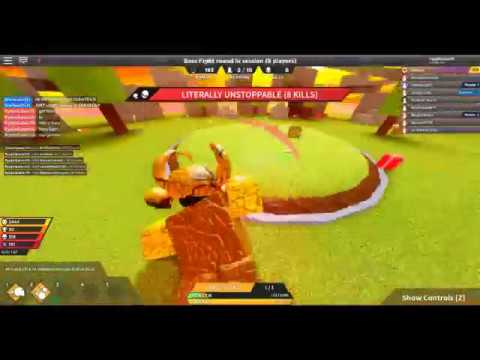 Roblox Ragdoll Mayhem Boss Fight And I Was The Boss Also Check