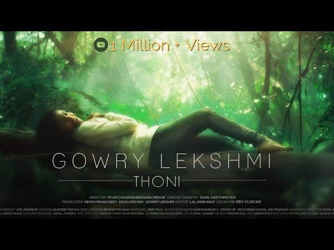 Thoni - Gowry Lekshmi | Official Video (Malayalam)