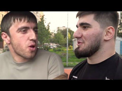 Тамаев настиг Мурада. Дагестанец кинул таксиста Вадима. Вызов на бой
