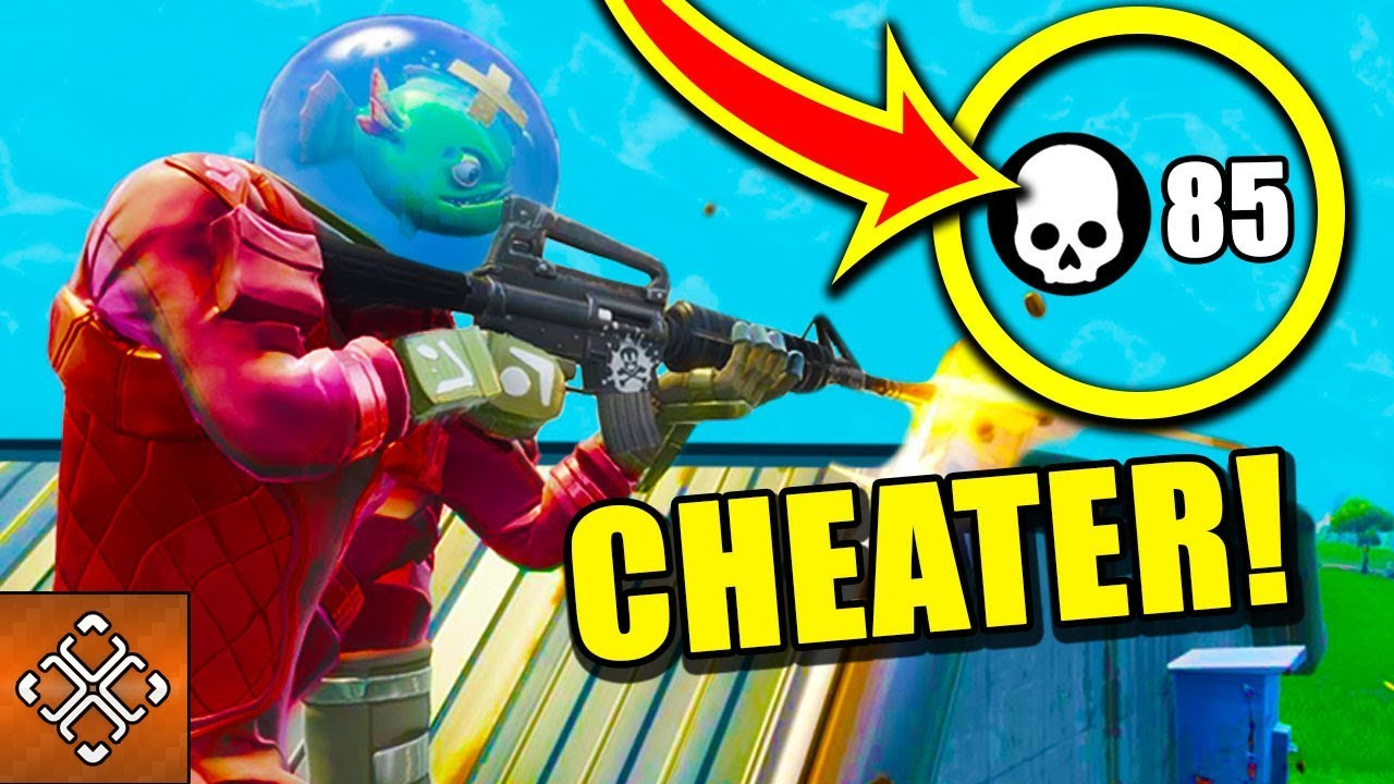8 Fortnite Cheaters - Pros Caught CHEATING LIVE And HUMILIATED