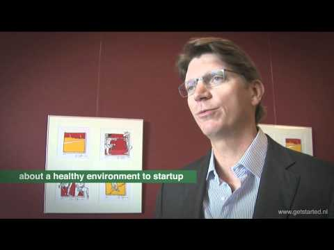 Interview with Niklas Zennstrom about entrepreneurship