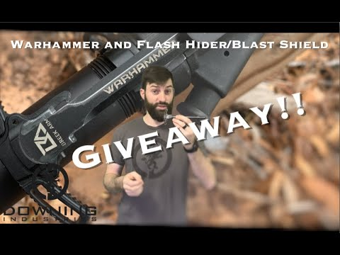 10K Subscriber Giveaway! Breek Arms and other prizes!