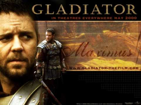 colonna sonora gladiatore