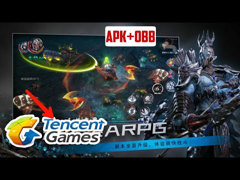 Razier Android | Apk+Obb | Best Android Action RPG Game | TENCENT GAMES | Download Now