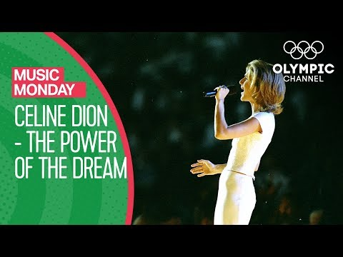 Céline Dion - The Power Of The Dream | LIVE at Atlanta 1996 | Music Monday