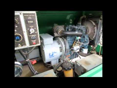 hqdefault for sale 2008 terex al4000 towable light tower portable generator magnum light tower wiring diagram at creativeand.co