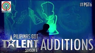 Pilipinas Got Talent 2018 Auditions: The Magnificent Light Artists - Light Painting