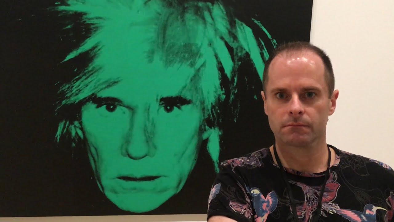 Review of the Warhol Retrospective Exhibition - Press Preview - Whitney Museum New York