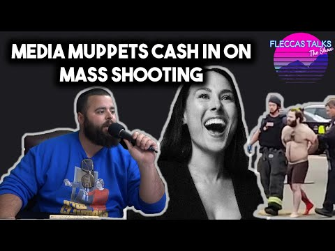 EXPOSED - LYING MEDIA CASHES IN ON ANOTHER MASS SHOOTING