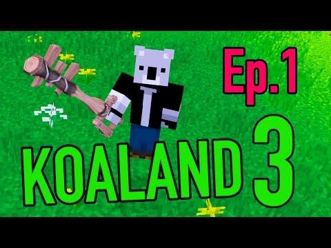 NUEVA TEMPORADA?¿?!! - KOALAND 3 - Serie Minecraft 1.9 con MODS - Ep.1