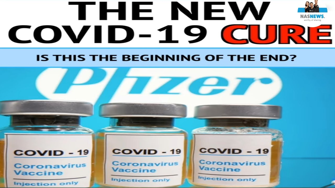 Download The NEW VOVID-19 CURE • It's ,90% effective! Is this the beginning of the end? • NasNewsDaily