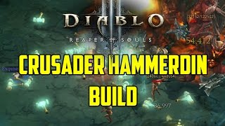 Crusader Hammerdin Build