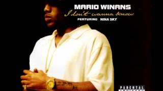 Mario Winans Ft Nina Sky - I don