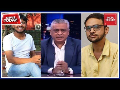 Kanhaiya, Umar Khalid Exclusive On JNU Sedition Case Chargesheet | News Today With Rajdeep