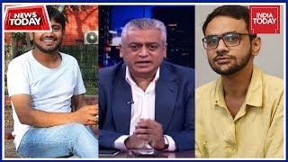Kanhaiya, Umar Khalid Exclusive On JNU Sedition Case Chargesheet | News Today With Rajdeep