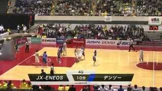 全日本バスケ2015 女子決勝 JX vs デンソー