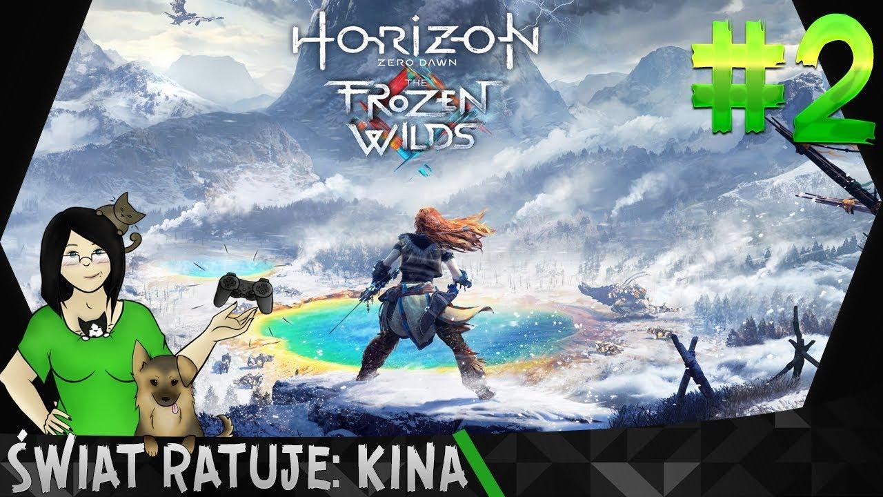 Prawie wg planu #2 Horizon Zero Dawn: The Frozen Wilds