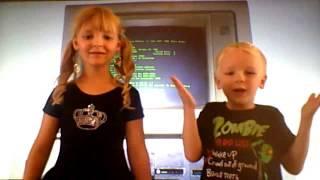 Baby Computer Joke March 2013