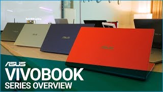 VivoBook 14, 15, and 17 - News from CES 2019