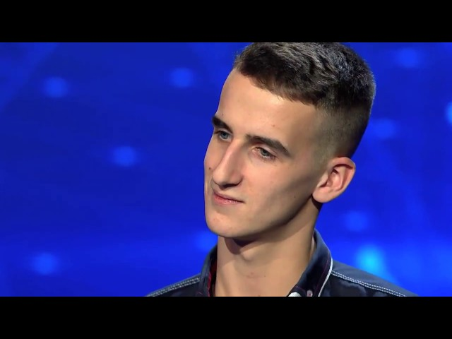 Idol Polska - Odcinek 1 - Adam Rugor