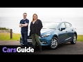 Mazda 3 Touring hatch 2017 review | Torquing Heads video