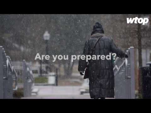 D.C. region bracing for winter weather
