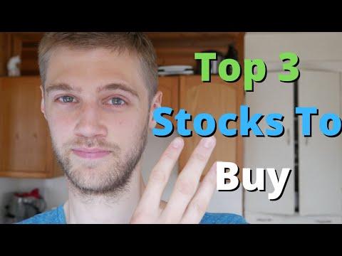 3 Canadian Stocks To Buy For November 2020
