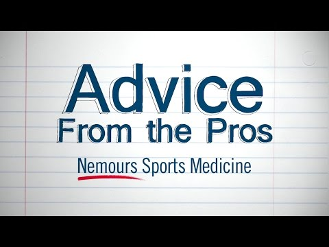Preventing Sports InjuriesNemours Sports Medicine Advice from the Pros