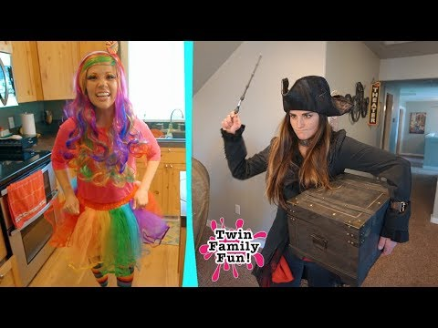 Princess Lollipop, Pirate Witch, Kate and Lilly Bloopers!