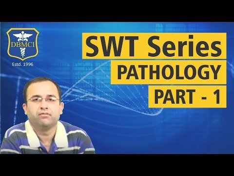 SUBJECT WISE TEST SERIES - PATHOLOGY - PART - 1