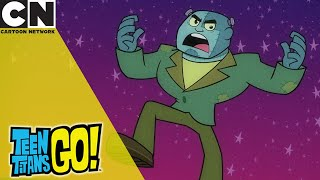 Teen Titans Go! | Super Duper Scary! | Cartoon Network UK