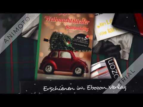 Die große Weihnachtslieder Sammlung eBook & Print (Buchtrailer)