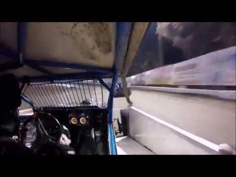 Bakersfield Speedway Mod Lite Race 03-11-17