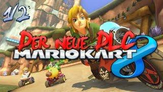 MARIOKART 8 ★ [DLC 1/2] The Legend of Zelda, Link, Kätzchen Peach und Co.